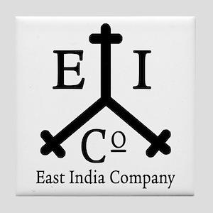 East India Co. Tile Coaster