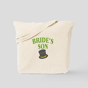 Bride's Son (hat) Tote Bag