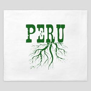 Peru Roots King Duvet
