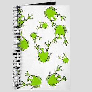 Frog Green Journal