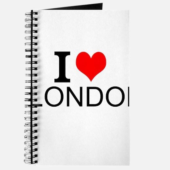 I Love London Journal