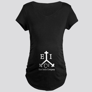East India Co. Maternity Dark T-Shirt