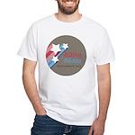 retroshare seal White T-Shirt