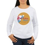retroshare seal Women's Long Sleeve T-Shirt