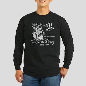 EIC Corporate Piracy Long Sleeve Dark T-Shirt