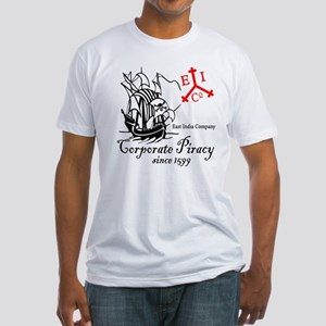 EIC Corporate Piracy Fitted T-Shirt