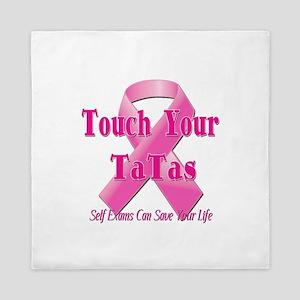 Touch Your TaTa's Queen Duvet