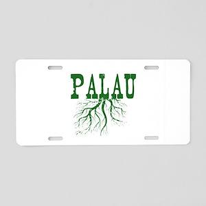 Palau Roots Aluminum License Plate