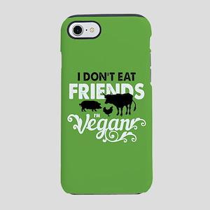 Vegan Friends iPhone 7 Tough Case