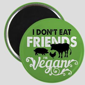 Vegan Friends Magnet
