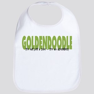 Goldendoodle ADVENTURE Bib