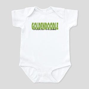 Goldendoodle ADVENTURE Infant Bodysuit
