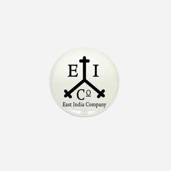 East India Co. Mini Button