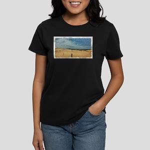 Sand Dunes Women's Dark T-Shirt