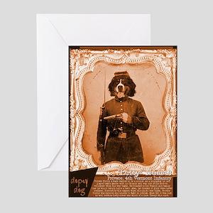 Berner LEFTY Greeting Cards (Pk of 10)