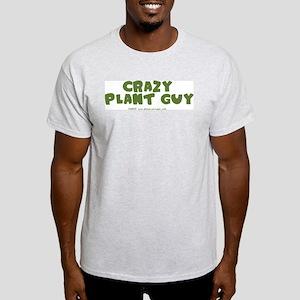 Crazy Plant Guy Light T-Shirt