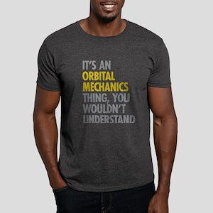 Orbital Mechanics Thing Dark T-Shirt