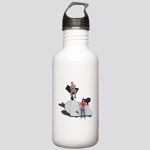 Motivators Standing by Stainless Water Bottle 1.0L