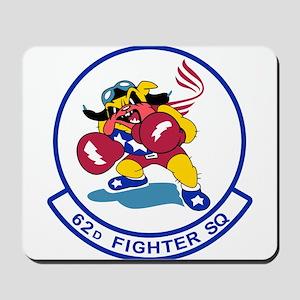 62d_fighter_squadron Mousepad