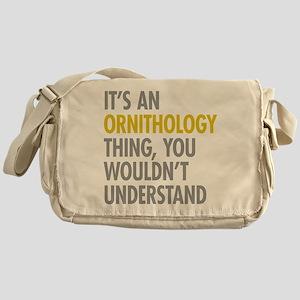 Ornithology Thing Messenger Bag