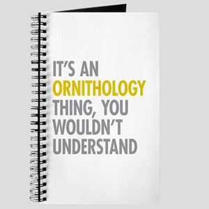 Ornithology Thing Journal