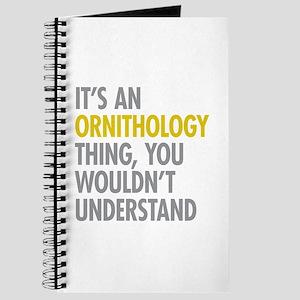Ornithology Thing Journal