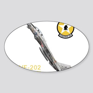 VF-202 Superheats Rectangle Sticker