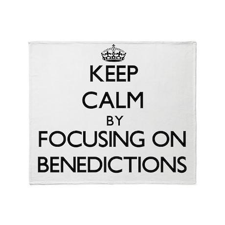 A Blanket Benediction