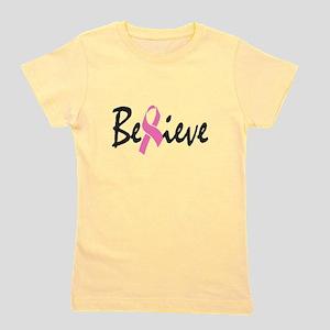 Believe Girl's Tee