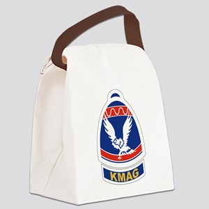 3rd Special Engineer Brigade Canvas Lunch Bag
