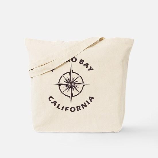 Unique Morro bay Tote Bag