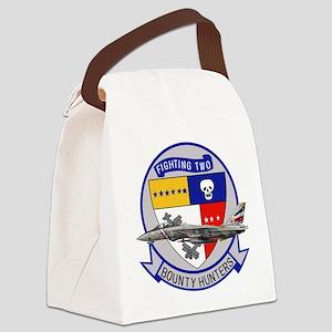 vf2logoShirt Canvas Lunch Bag