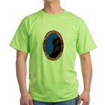 New Hampshire Freemasons Green T-Shirt
