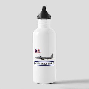 492_FS_F15_STRIKE_EAGL Stainless Water Bottle 1.0L