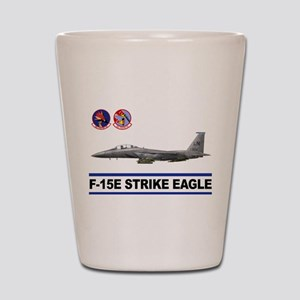 492_FS_F15_STRIKE_EAGLE Shot Glass