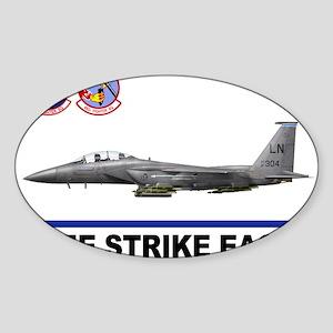 492_FS_F15_STRIKE_EAGLE Sticker