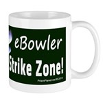 Ebola Strike Zone Mugs