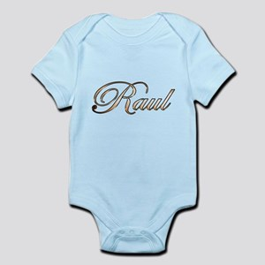 Gold Raul Body Suit