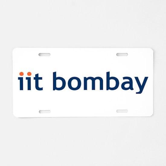 Cute Bombay Aluminum License Plate