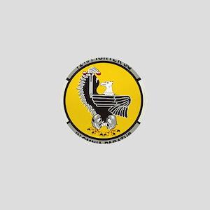 12_fighter_sq Mini Button (10 pack)