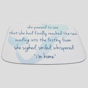 Mermaid Watercolor Bathmat