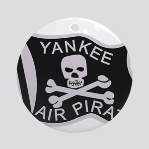 yankee_air_pirate Ornament (Round)