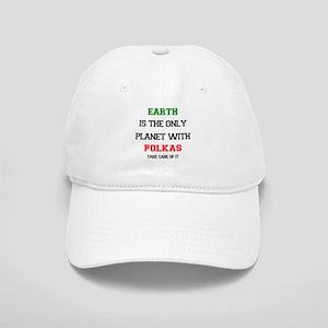 earth has polkas Cap