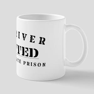 Wanted - Fox River Mug
