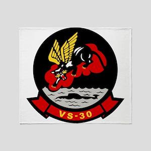 vs-30 Throw Blanket
