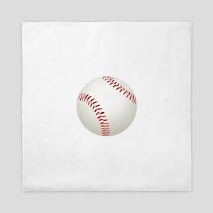 baseball/ softball Queen Duvet