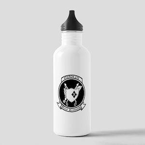 va-216_Black Diamonds_ Stainless Water Bottle 1.0L