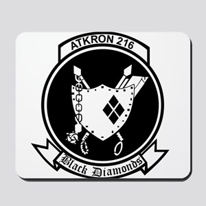 va-216_Black Diamonds_patch Mousepad