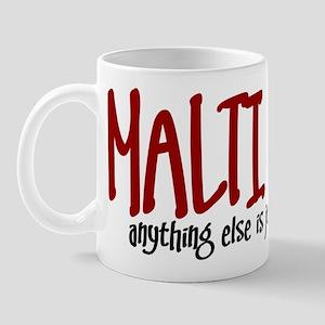Maltipoo JUST A DOG Mug