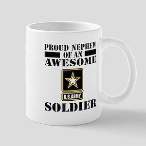 Proud Nephew U.S. Army Mug